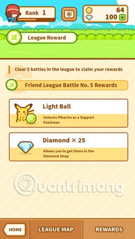 League Reward