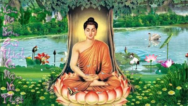 Lời dạy của Đức Phật