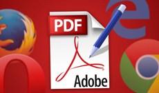 Hướng dẫn chỉnh sửa tài liệu PDF trực tuyến miễn phí
