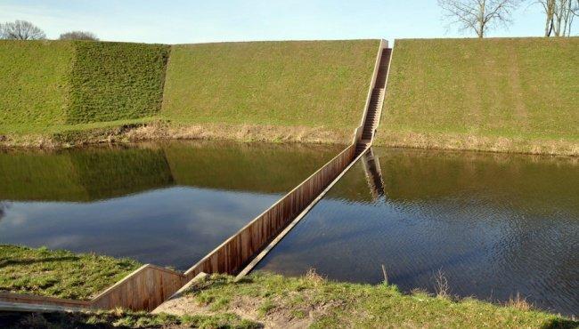 Đây là cầu Moses ở Hà Lan.