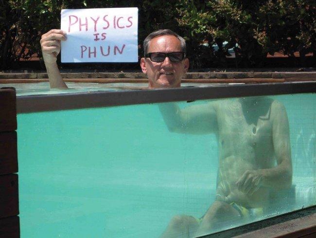 Vận động viên bơi lội không đầu