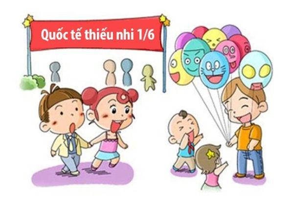 Tháng hàng động vì trẻ em