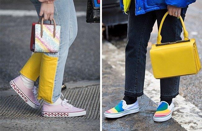 Giày Plimsolls (sneakers)