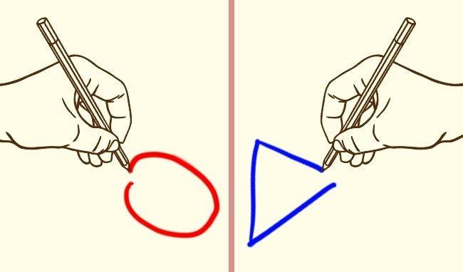 Viết hai tay cùng lúc
