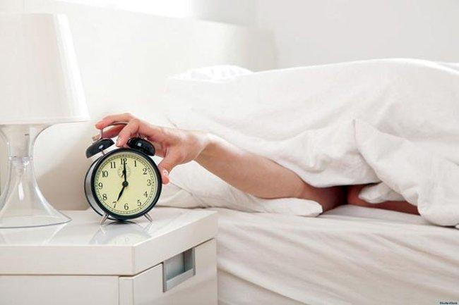 Có một giấc ngủ khỏe mạnh 7+ tiếng