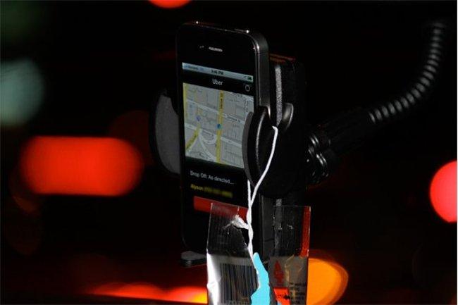 Vào tháng 6 năm 2010, UberCab được ra mắt tại San Francisco