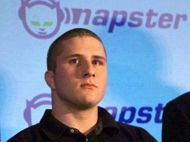 Đồng sáng lập Napster Shawn Fanning