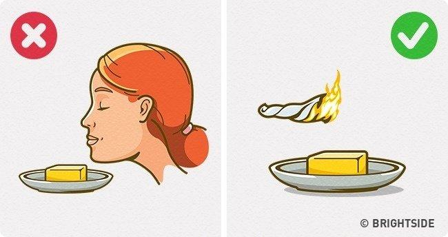 Cách nhận biết bơ thực vật
