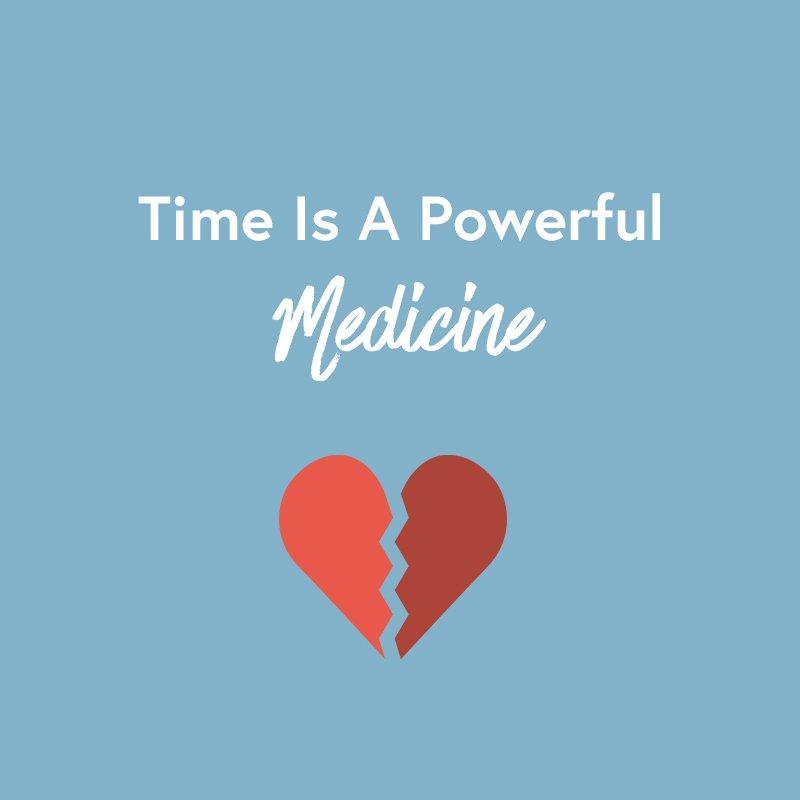 Thời gian là liều thuốc tinh thần