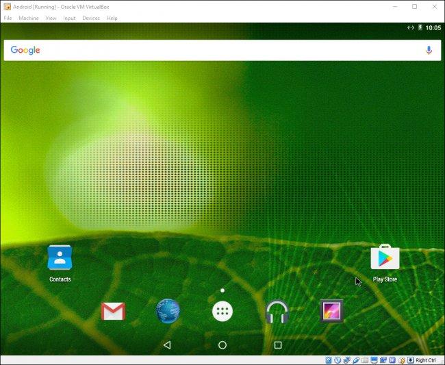 Cài Android trên máy tính, chạy Android song song với Windows bằng Virtualbox