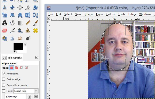 Ứng dụng GIMP