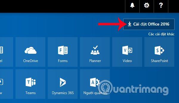 Tải bộ Office 365 miễn phí