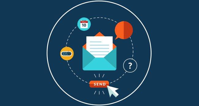 2 phút để gửi một email tích cực