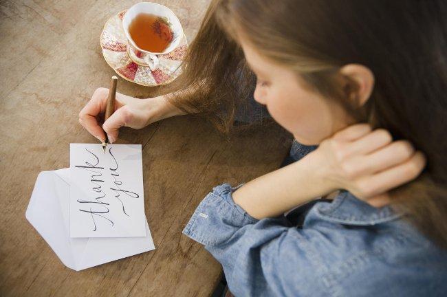 2 phút thể hiện sự biết ơn