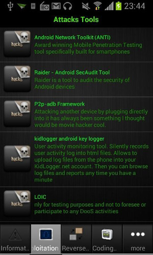 Top 28 công cụ và ứng dụng hack Android bạn nên biết (Phần 2)