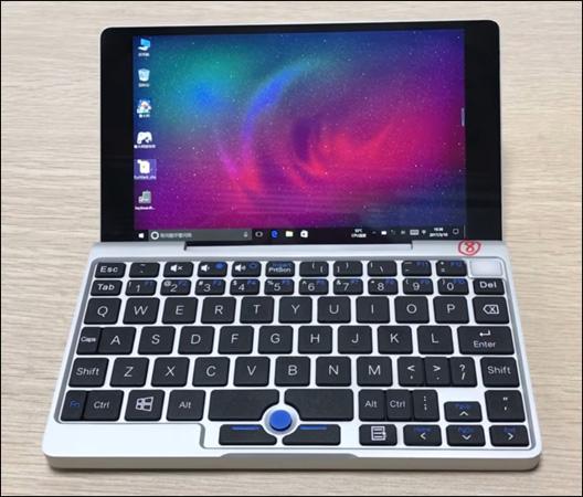GPD Pocket chạy Windows 10