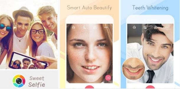 20 ứng dụng selfie, app chụp ảnh tự sướng siêu chất cho Android 2017