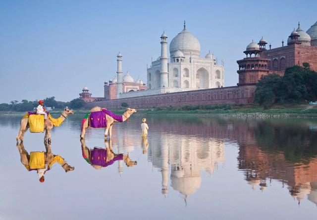 Ấn Độ đất nước của những ngôi đền