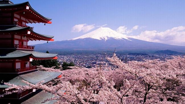 Nhật Bản đất nước mặt trời mọc