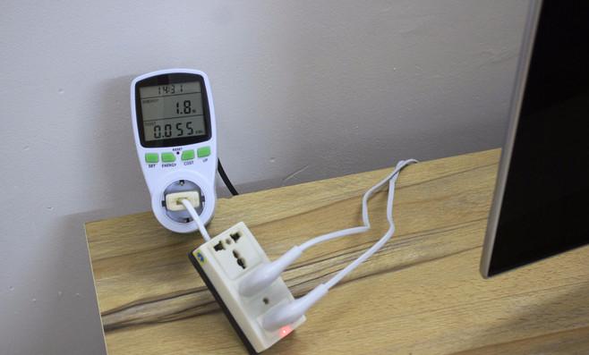 Thiết bị đo công suất tiêu thụ điện