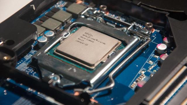 Cài đặt ép xung CPU