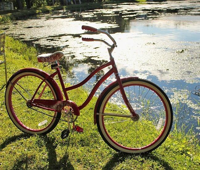 Một chiếc xe đạp
