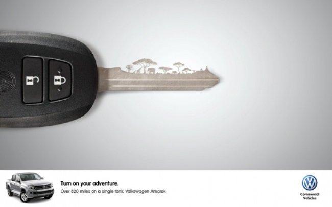 Hành trình bắt đầu từ chiếc chìa khóa xe