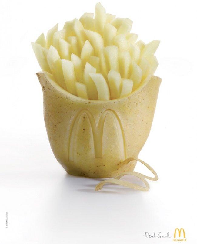 McDonald's khẳng định rằng thực phẩm của họ hoàn toàn tự nhiên