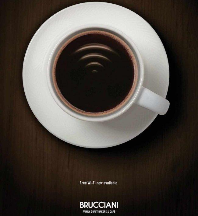 Cà phê và Wifi: sự kết hợp hoàn hảo