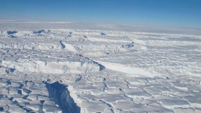 Nam Cực là châu lục lạnh nhất trên Trái Đất
