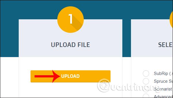 Các trang web chuyển đổi định dạng file phụ đề miễn phí