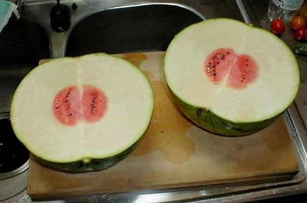 Nhìn trái dưa mà tan nát cuộc đời