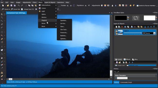 Phần mềm chỉnh sửa Photo Pos Pro