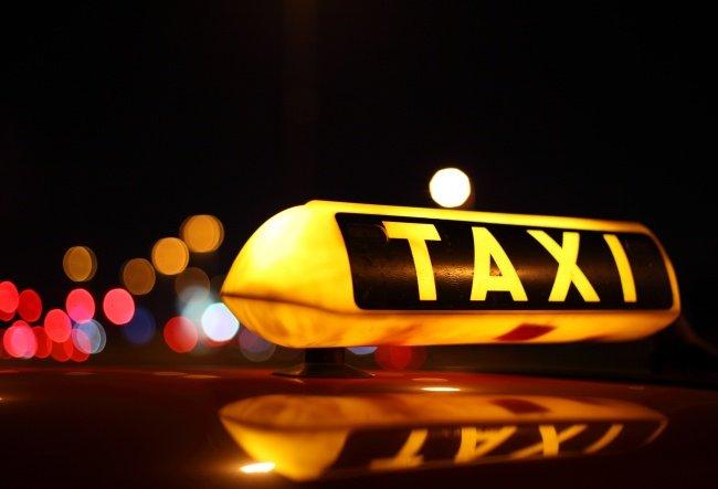 Tài xế taxi không biết điểm đến cuối cùng của bạn