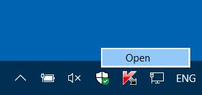 Biểu tượng Windows Defender