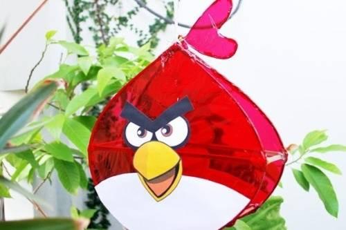 Đèn lồng angry bird