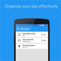 Những ứng dụng nhắc nhở cần thiết trên Android