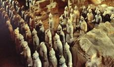 Khám phá quá trình chế tác đội quân đất nung gần 8.000 binh sĩ bí ẩn của Tần Thủy Hoàng