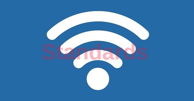 Các chuẩn WiFi - 802.11b, 802.11a, 802.11g, 802.11n và 802.11ac