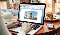 Cách làm nhãn vở trong Microsoft Word