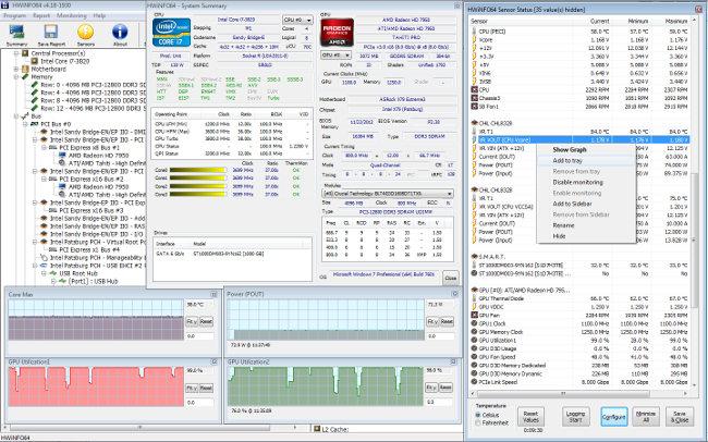 Phần mềm HWiNFO