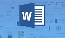 Cách tạo trang bìa tùy chỉnh trong Microsoft Word