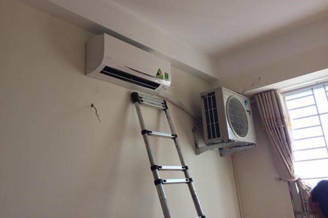 Lắp chung dàn nóng và dàn lạnh chung một phòng liệu có ổn