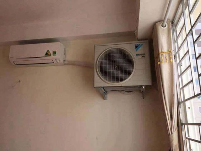 Đừng bao giờ đặt chung dàn nóng và dàn lạnh ở một phòng