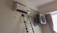 Lắp dàn nóng và dàn lạnh chung một phòng chuyện gì xảy ra?