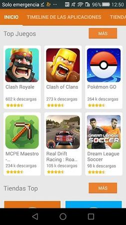 Cửa hàng ứng dụng Aptoide