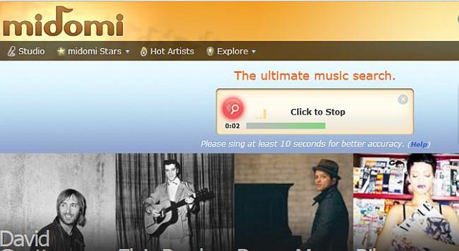 5 công cụ tìm kiếm tên bài hát qua giai điệu cực hay bạn đã biết chưa?