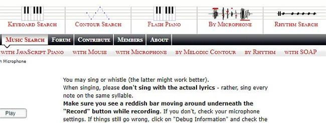 5 khí cụ tìm kiếm tên bài hát qua giai điệu cực hay bạn đã biết chưa?