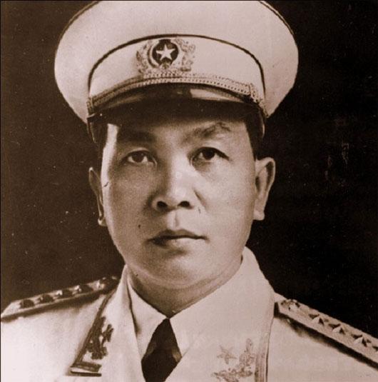 Võ Nguyên Giáp là Đại tướng đầu tiên, Tổng tư lệnh tối cao của quân đội Nhân dân Việt Nam
