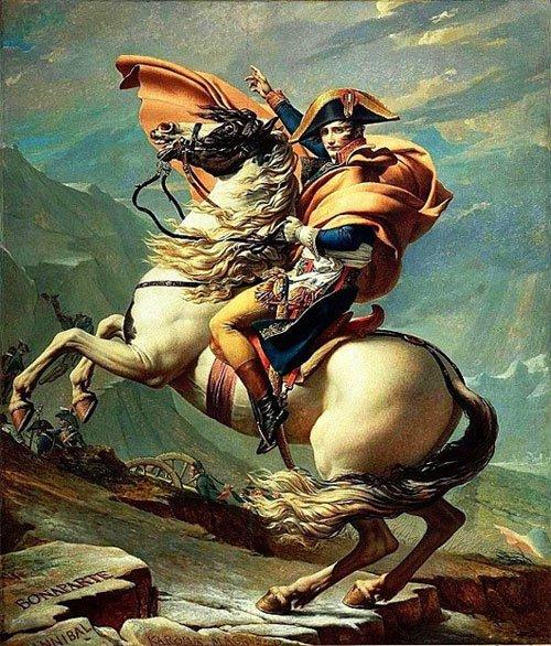 Napoleon là một nhà quân sự và chính trị kiệt xuất khiến cả thế giới kính phục và khiếp sợ